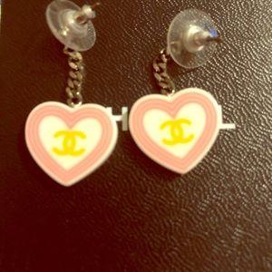 Original Chanel earrings!!! Vintage!!!